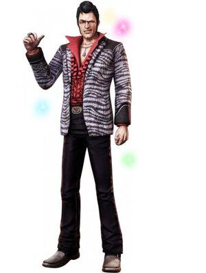 Lollipop Chainsaw Gideon Starling