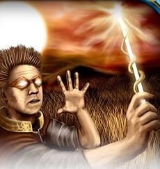 Wand of the Sun
