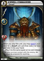 Icewell-Commander