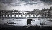 Westminster Bridge 1750
