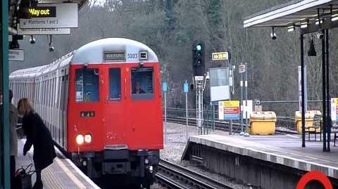 London Underground 2012 HD