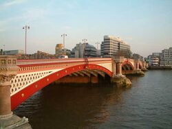 Blackfriars Bridge, London, England, 240404