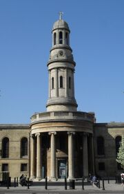 St Mary's Church, Bryanston Square, London (IoE Code 207691)