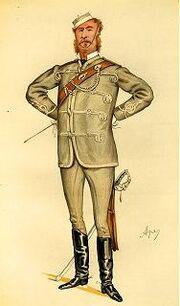 Robert W. Eddis Vanity Fair 1885-04-11