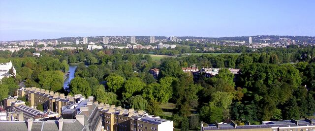 File:Looking north over Regent's Park.jpg