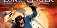 Comics:The Lone Ranger Vol 4 0