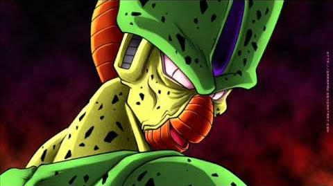 DBZ Imperfect Cell Theme