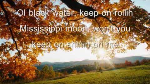 Black Water - Doobie Brothers (with lyrics)