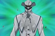 Ichimago in battle clothes