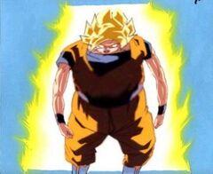 OOCS Goku