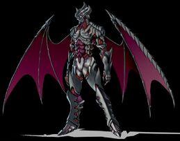 Dark Hero by pamansazz