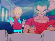 Yamcha and krillin