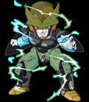 Super perfect cell jr.