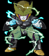Super perfect cell jr.