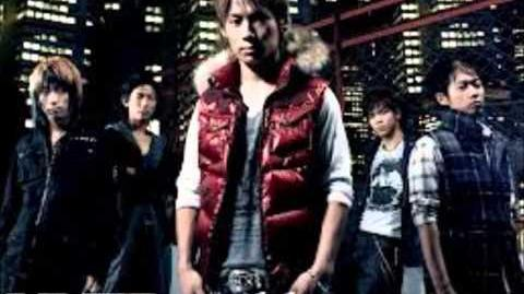UVERworld - Rush