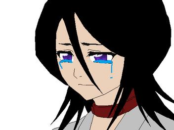 Crying hisana