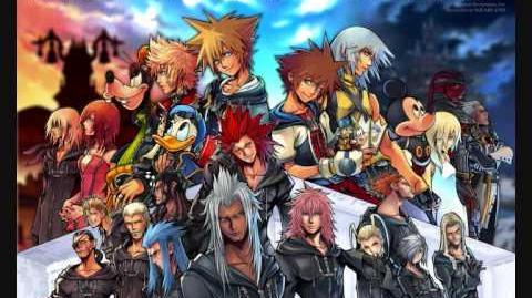 Kingdom Hearts Sanctuary