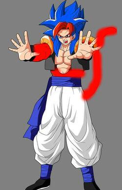 SupremeSuperSaiyan4Kuzon