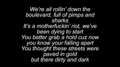 Hollywood Undead - Been To Hell LYRICS