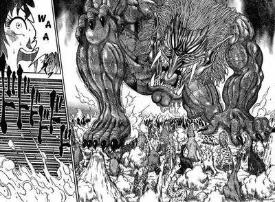 Toriko demon