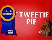 Tweetie pie title card