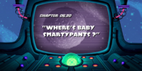 Where's Baby Smartypants?