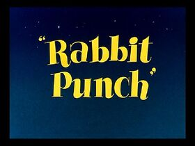 Rabbit punch