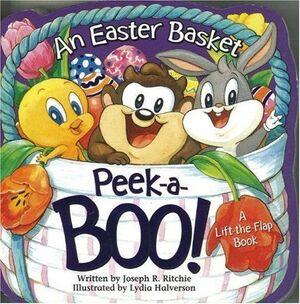 Lt an easter basket peek a boo