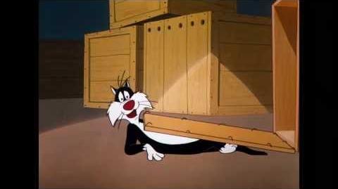 """Looney Tunes Super Stars- Sylvester & Hippety Hopper - """"Hoppy Daze"""" - Kangaroo"""