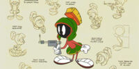Marvin The Martian/Gallery
