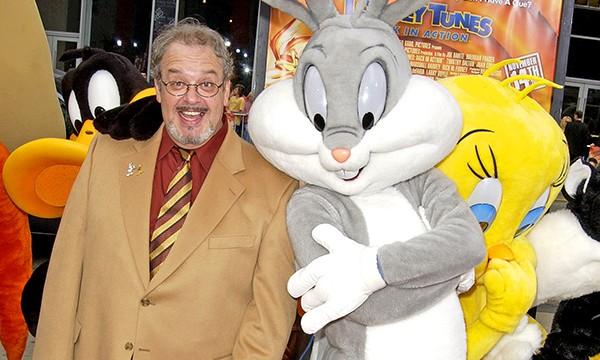 File:Joe Alaskey Bugs Bunny Premiere.jpg
