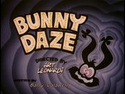 Bunny Daze