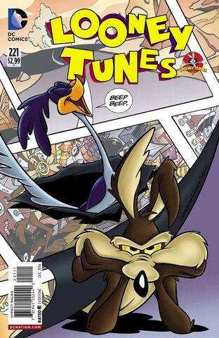 File:Looney Tunes DC comics 221.jpg