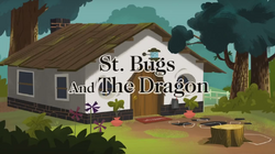 St. Bugs and The Dragon