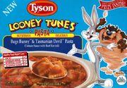 640px-Bugs & Taz Pasta