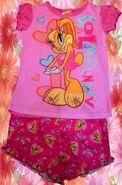Lola Bunny Pajamas
