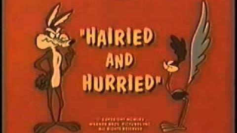 Road Runner Show CBS Title Cards