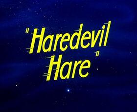 Haredevil HareTitle