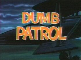Dumb Patrol (1964) title card