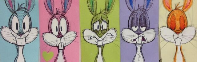 File:Bugs Bunny facial expressions.jpg