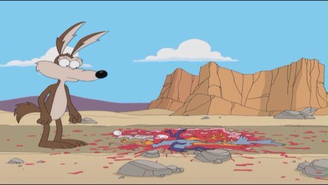 File:Wile E. Coyote Kills Road Runner.jpg