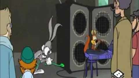 New Looney Tunes Hare Band