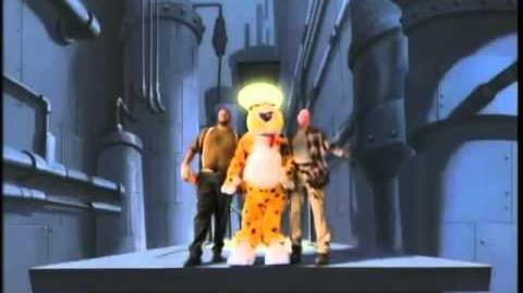 Cheetos - Stunt Double (1999, USA) with Daffy Duck