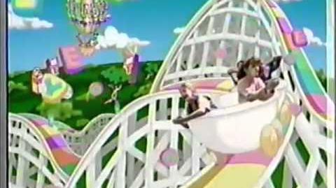 Marshmallow Alpha-Bits Ad- Looney Tunes (1995)