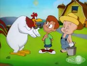 Loud with Foghorn and Porky
