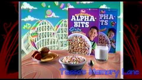 """Alpha Bits """"Looney Tunes Stickers"""" Commercial (1995) RE-UPLOAD"""