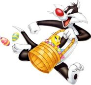 Sylvester tweety