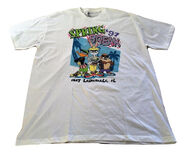Vintage Looney Tunes Spring Breal 97 Fort Lauderdale Miami Shirt 2XL