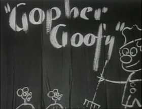 Gopher Goofy