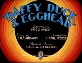 Daffyegghead